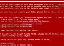 mã độc mã hóa dữ liệu