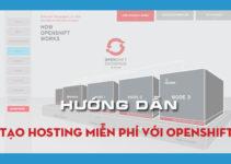 hosting miễn phí openshift