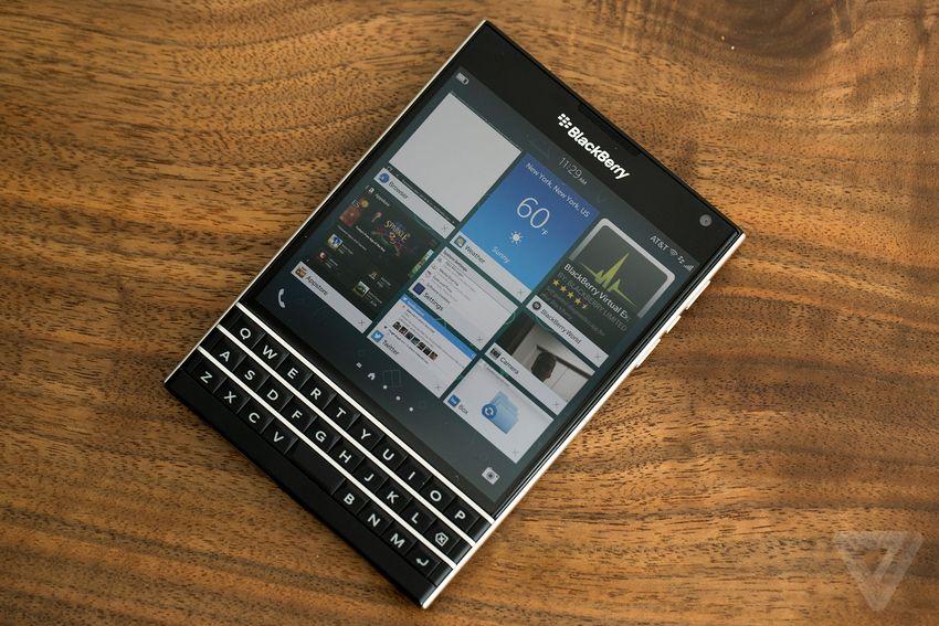 Vì sao BlackBerry ngày càng mất giá trong mắt người dùng?