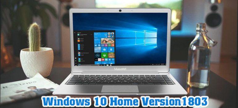 Bộ cài đặt Windows 10 version 1803 cho laptop Masstel L133 Pro