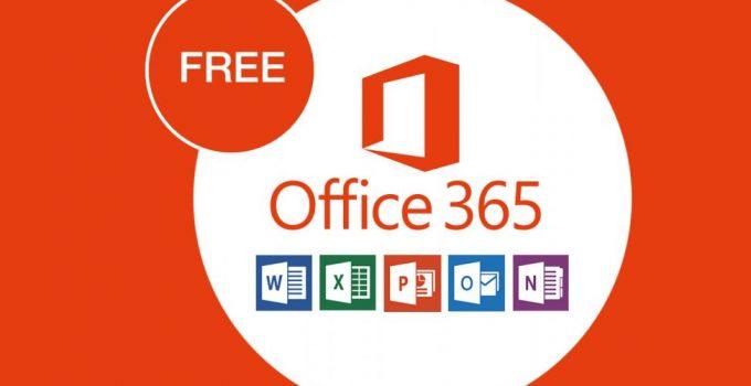 đăng ký tài khoản office 365 miễn phí